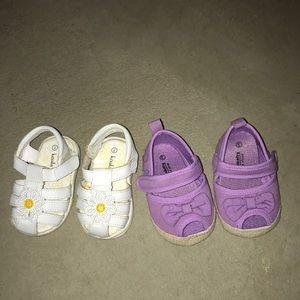 Other - Baby girls sandal bundle